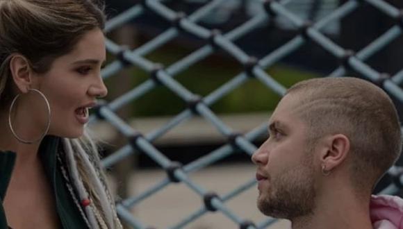 ¿Cómo la decisión de Erick afectará su relación amorosa con Irma? (Foto: La reina del flow 2/ Caracol TV)