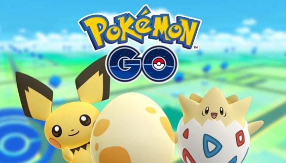Para conseguir huevos pokémon necesitas girar los discos de las pokeparadas o gimnasios. (Foto: Pokémon GO)