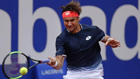 David Ferrer, veterano tenista español. (Foto: AP)