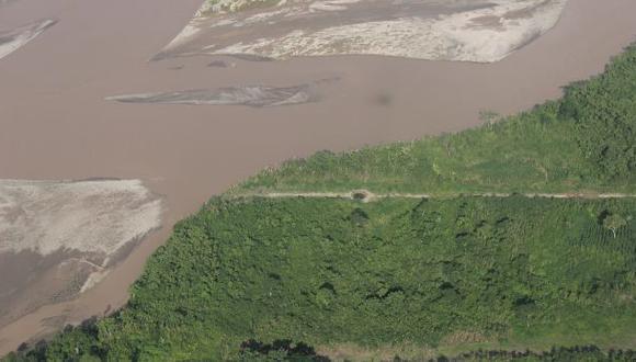 Vraem: destruyeron 14 pistas de aterrizaje clandestinas