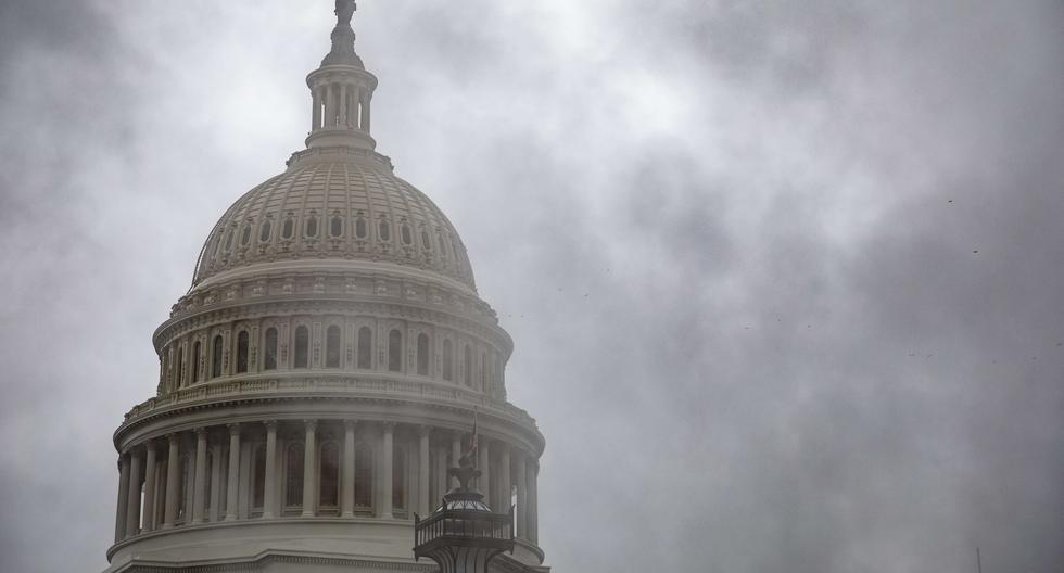 La Cámara de Representantes de Estados Unidos se alista para una votación histórica donde acusará a Donald Trump por abuso de cargo y obstrucción al Congreso. (Samuel Corum/Getty Images/AFP).