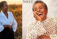 Susana Baca: ¿por qué es tan significativa su aparición en la revista Vogue?