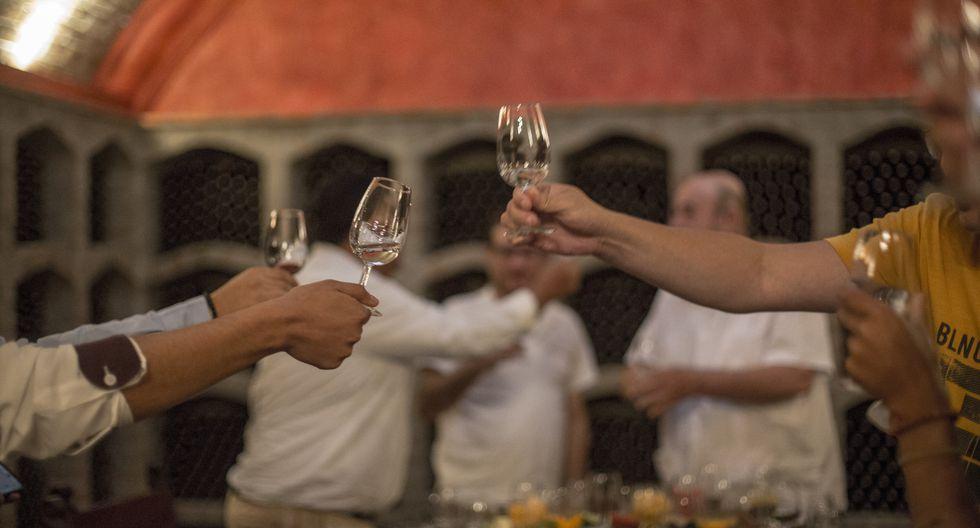 Viña Queirolo cuenta con dos bares: en uno se sirven cocteles con el pisco Queirolo y en el otro, con el Intipalka. (Foto: Anthony Niño de Guzmán)