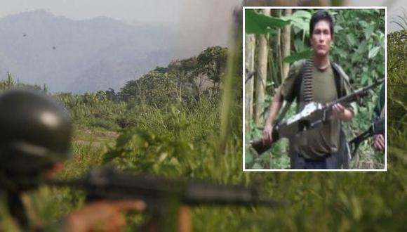 Terrorista abatido se encargaba de acciones militares de SL