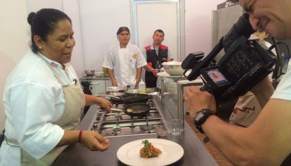 La Filbo 2014 se tentó con el sabor peruano