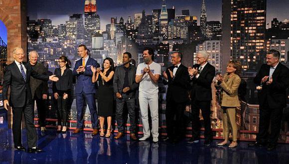 YouTube: lo que a Letterman siempre le quisieron decir