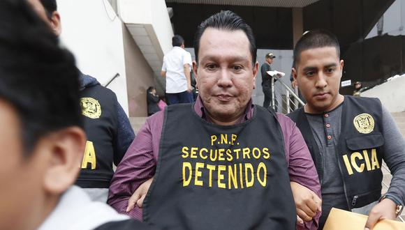 Félix Moreno ya cumple dos sentencias de prisión efectiva en el penal Ancón I. (Foto: Andina)