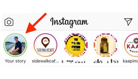 ¿Por qué algunas historias de Instagram están encerradas en círculos verdes? Te lo explicamos. (Foto: Instagram)