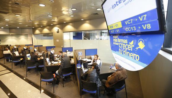 ¿Cómo acceder al retiro del 25% de la AFP? (Foto: GEC)