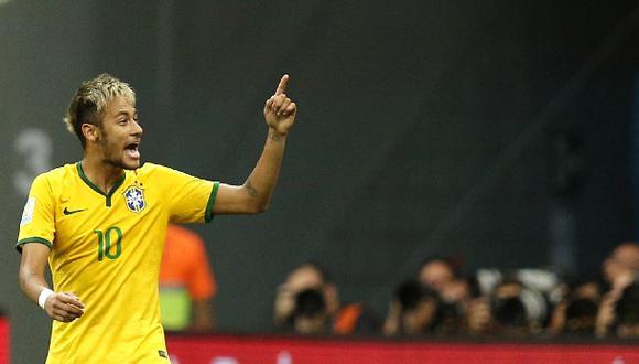 """Neymar: """"No hay presión si se está cumpliendo un sueño"""""""
