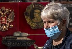 Rusia registra récord de muertes y contagios de coronavirus en un día