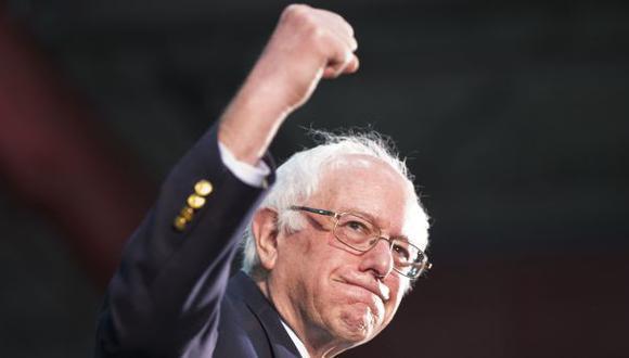 Supermartes: Bernie Sanders arrasa en su estado, Vermont