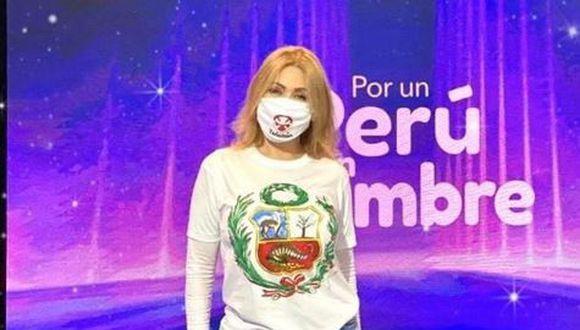 """Gisela Valcárcel cuestiona cobros excesivos de clínicas: """"Juegan con la vida humana"""" (Foto: Instagram)"""