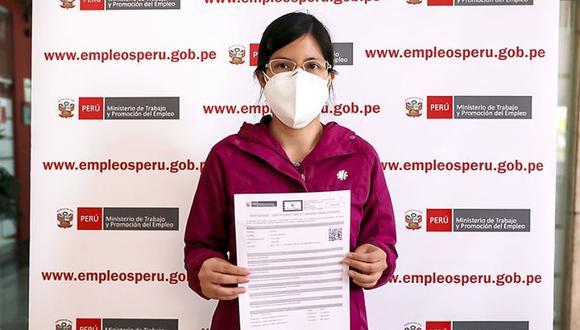 El Certificado Único Laboral es un documento gratuito que contiene información importante y necesaria cuando se busca y postula a un puesto de trabajo (Foto: Andina)