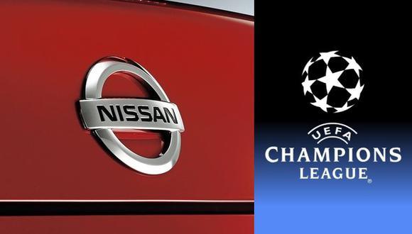 Nissan es el nuevo auspiciador de la Champions League