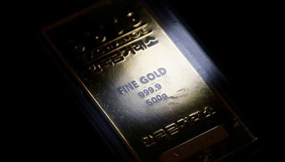 Los futuros del oro en Estados Unidos bajaban un 0,4% a US$1.941,00 la onza. (Foto: Reuters)
