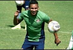 Youtube: Golazo de Fernando Pacheco en práctica de Fluminense de Brasil | VIDEO