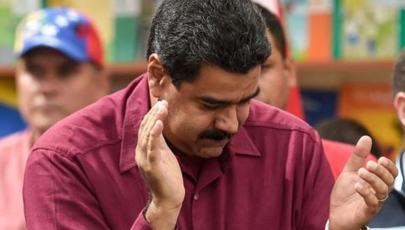 Venezuela: Anulan declaratoria de abandono del cargo de Maduro