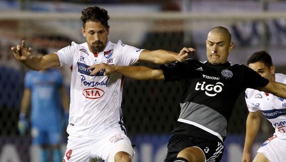 Olimpia vs. Nacional: duelo de vuelta por la Copa Sudamericana 2017. (Foto: Agencias)
