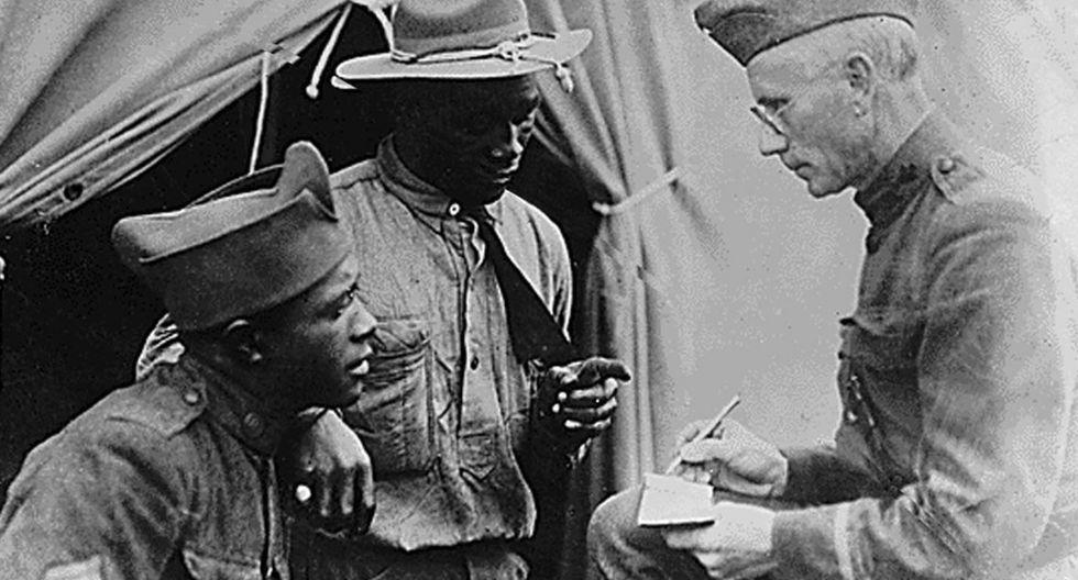 La Primera Guerra Mundial dejó más de 9 millones de militares muertos. (AFP)