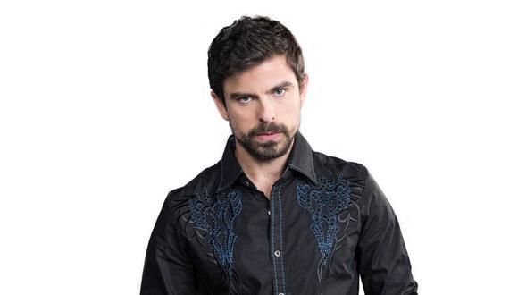 """El actor mexicano recordó con mucho cariño el trabajo que realizó en """"El señor e los cielos"""" (Foto: Telemundo)"""