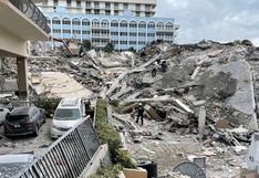 Derrumbe en Miami: Seis colombianos vivían en el edificio Champlain Towers