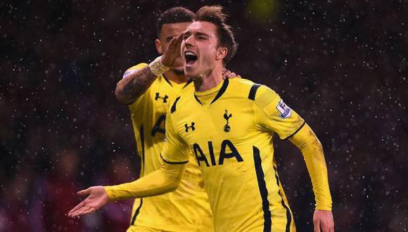 Tottenham quiere que elijas al mejor tiro libre de su historia
