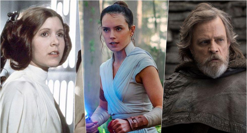 """Ante el estreno de """"Star Wars: The Rise of Skywalker"""", elaboramos un ránking de las mejores y peores películas de la saga. Foto: Lucasfilm."""