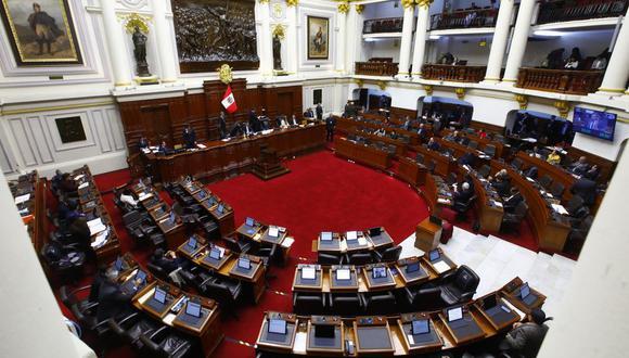 El Ejecutivo tendrá la facultad de legislar mientras se forme el nuevo Parlamento. (Foto: GEC)