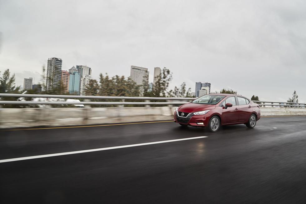 El nuevo Nissan Versa fue lanzado en el Perú a finales del 2019.