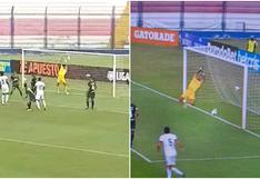 Polémica en la Liga 1: San Martín reclamó un supuesto gol frente a Universitario de Deportes | VIDEO