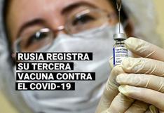 Rusia registra su tercera vacuna contra el COVID-19, la CoviVac