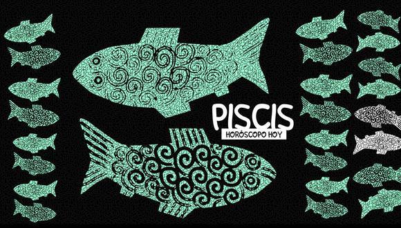 """Piscis, conoce lo que te deparan las estrellas para el jueves 29 de julio, según el horóscopo del suplemento """"Luces"""". Ilustración: El Comercio."""