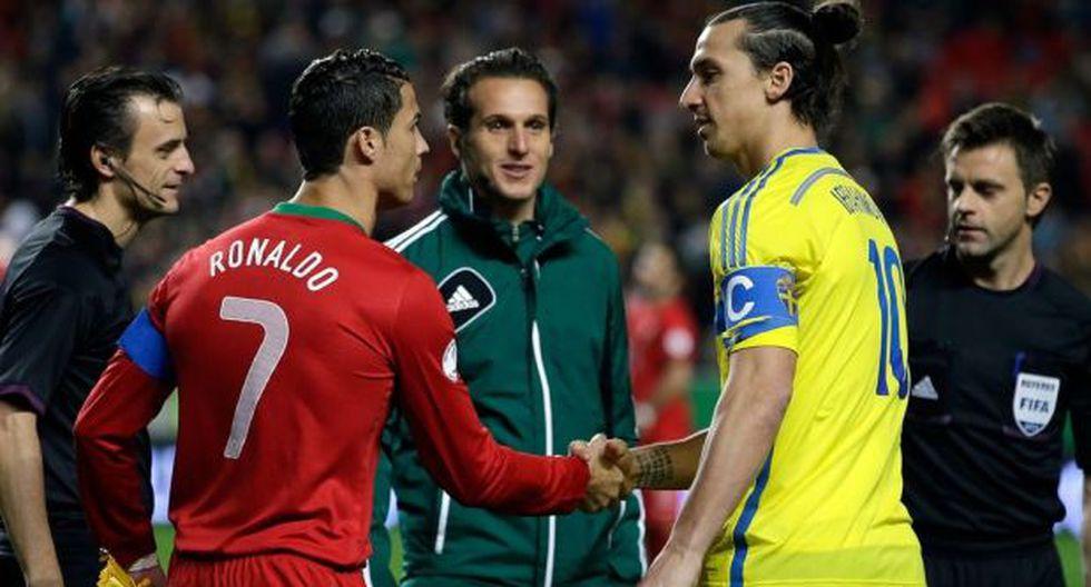 """Zlatan: """"Rooney hacía todo y Cristiano se llevaba el mérito"""" - 2"""