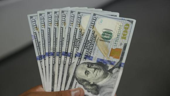 En lo que va del año, el billete verde acumula un avance de 8,48% en la plaza interbancaria. (Foto: GEC)