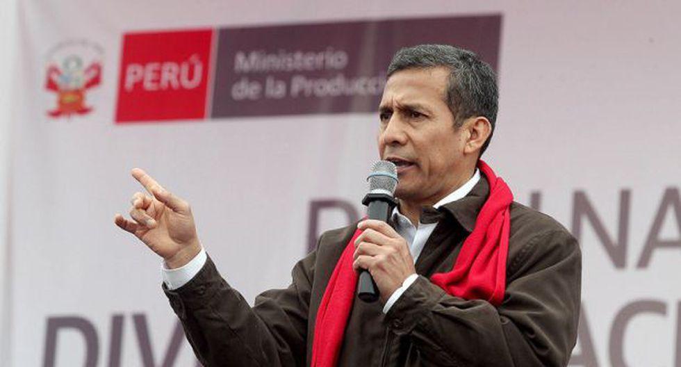 Humala satisfecho por relevo de jueces del caso Movadef