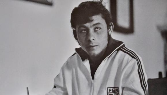 Roberto Chale Olarte. 20 años. FOTO: Archivo Histórico El Comercio.