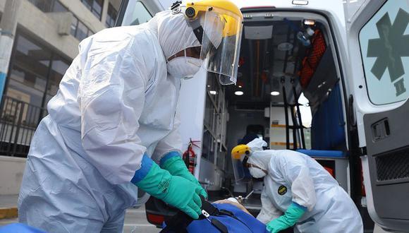 El obstetra falleció luego de permanecer dos días internado en el hospital Ramiro Priale de EsSalud en Huancayo.