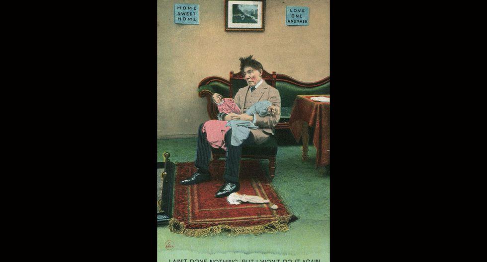 Estos afiches de 1920 contra la mujer indignarán a cualquiera - 6