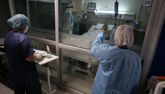 Coronavirus en Uruguay   Últimas noticias   Último minuto: reporte de infectados y muertos por COVID-19 hoy, domingo 18 de abril del 2021. (Foto: EFE/ Raúl Martínez).
