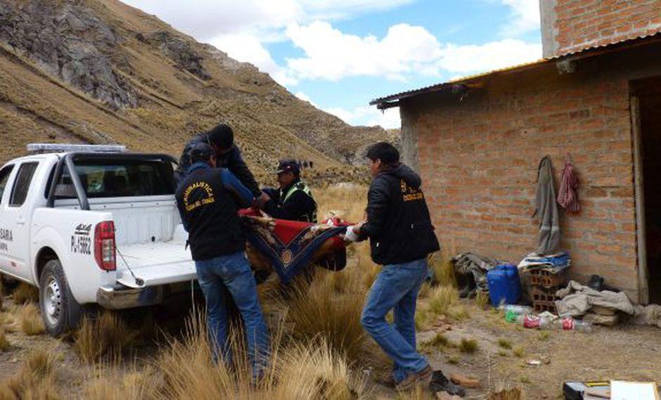 Puno: trabajador fue asesinado durante asalto a minera