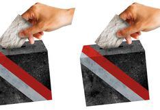 Hoy vota, por Patricia del Río