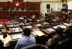 Congresistas estarán obligados a presentar declaración de intereses ante Contraloría, acuerda Consejo Directivo