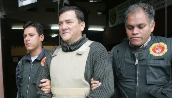 Narco Jorge Chávez Montoya, 'Polaco', fue extraditado a EE.UU.
