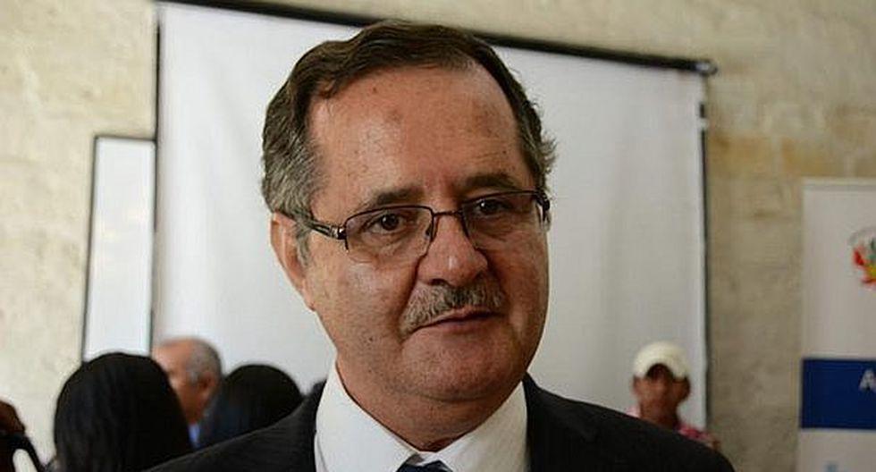 Marco Falconí es cuestionado por haber obtenido una bonificación presuntamente irregular en su evaluación. (Foto: GEC)