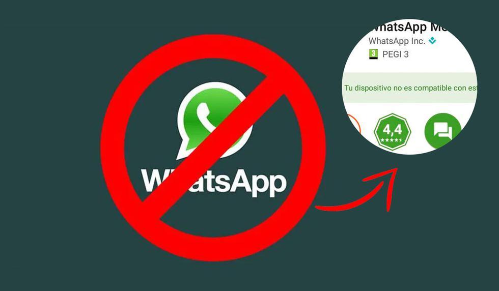 FOTO 1 DE 3 | ¿Tu celular no es compatible con WhatsApp? Mira el truco para instalar la aplicación. | Foto: WhatsApp (Desliza a la izquierda para ver más fotos)