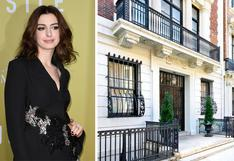 Recorre por dentro el renovado departamento de Anne Hathaway en Nueva York | FOTOS