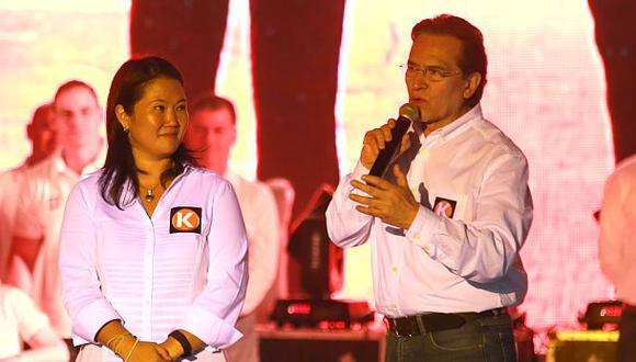 Excluyen a Huaroc de la lista al Congreso de Keiko en Junín