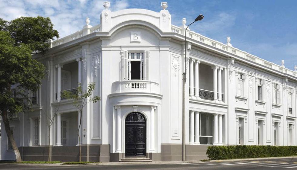 Hotel B. Dirección: Jirón Sáenz Peña 204, Barranco (Foto: Difusión)