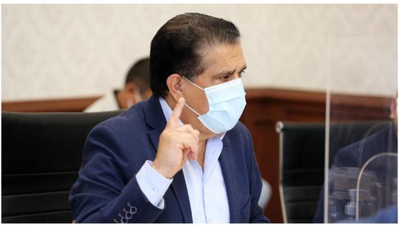 La Libertad: gobernador asegura que con la vacancia a Vizcarra se paralizarán las inversiones. (Foto: difusión)